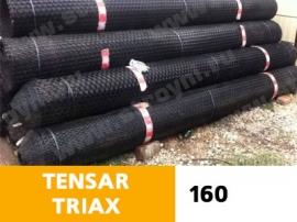 Акция на геосетку Тенсар (Tensar) TRIAX 160G