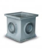 Дождеприемник 300х300х300 REDI/Europlast серый