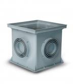 Дождеприемник 400х400х400 REDI/Europlast серый