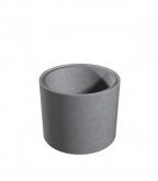 Кольцо железобетонное КС10.9 паз/гребень d-1000 мм