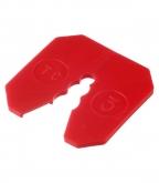 Компенсатор для цокольных профилей 3 мм 100 шт