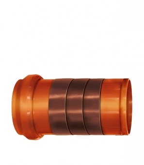 Лента гидроизоляционная Nicoband коричневый 3 м х 10 см