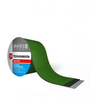 Лента гидроизоляционная Nicoband зеленый 3 м х 10 см