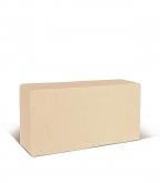 Плитка тротуарная клинкерная Венеция 200х100х50 мм белая