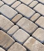 Плитка тротуарная разноразмерная Старый город color mix  песчаник 760 шт., 11,52 м.кв.