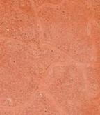 Плитка тротуарная   Тучка 300х300х30 мм красная