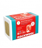 Шумоизоляция Rockwool Акустик Баттс 50х600х1000 мм 6 кв.м