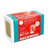 Шумоизоляция Rockwool Акустик Баттс 75х600х1000 мм 4,8 кв.м