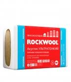 Шумоизоляция Rockwool Акустик Баттс ПРО Ультратонкий 27х600х1000 мм 7,2 кв.м