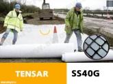 Геосетка Тенсар (Tensar) SS40G (рулон 120кв.м; 4х30м)