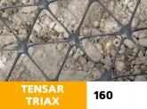 Геосетка Тенсар (Tensar) TRIAX 160 (рулон 300кв.м; 4x75м)