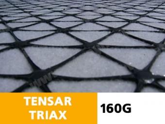 Геосетка Тенсар (Tensar) TRIAX 160G (рулон 200кв.м; 4x50м)