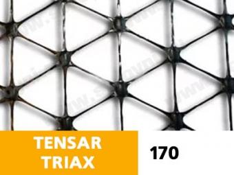 Геосетка Тенсар (Tensar) TRIAX 170 (рулон 200кв.м; 4x50м)