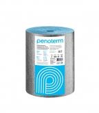 Теплоизоляция для систем кондиционирования и вентиляции Penoterm НПЭ ЛФ 5 мм 0,6х30 м самоклеящаяся