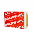 Утеплитель Rockwool Фасад Баттс  Экстра 50х600х1200 мм 2,88 кв.м
