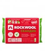 Утеплитель Rockwool Лайт Баттс Скандик 100х600х800 мм 2,88 кв.м